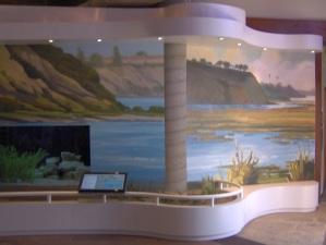 What is an Estuary Exhibit