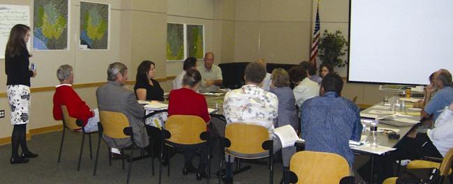 watershed planning meeting