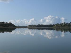 Tranquil Upper Newport Bay